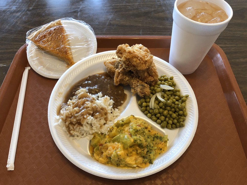 Meal Ticket: 111 N Sumter St, Montezuma, GA
