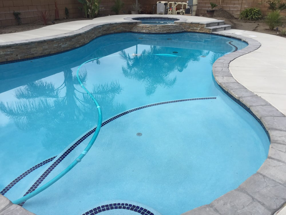 Pool by landau pools yelp - Swimming pool contractors apple valley ca ...