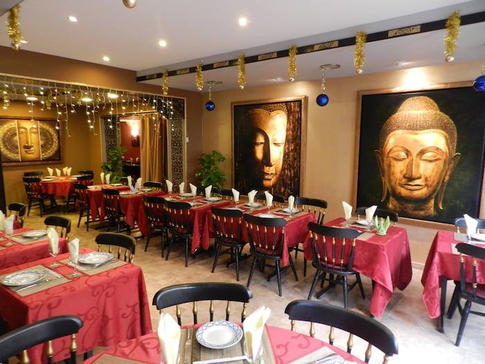 Restaurant Thai Enjoy Lille