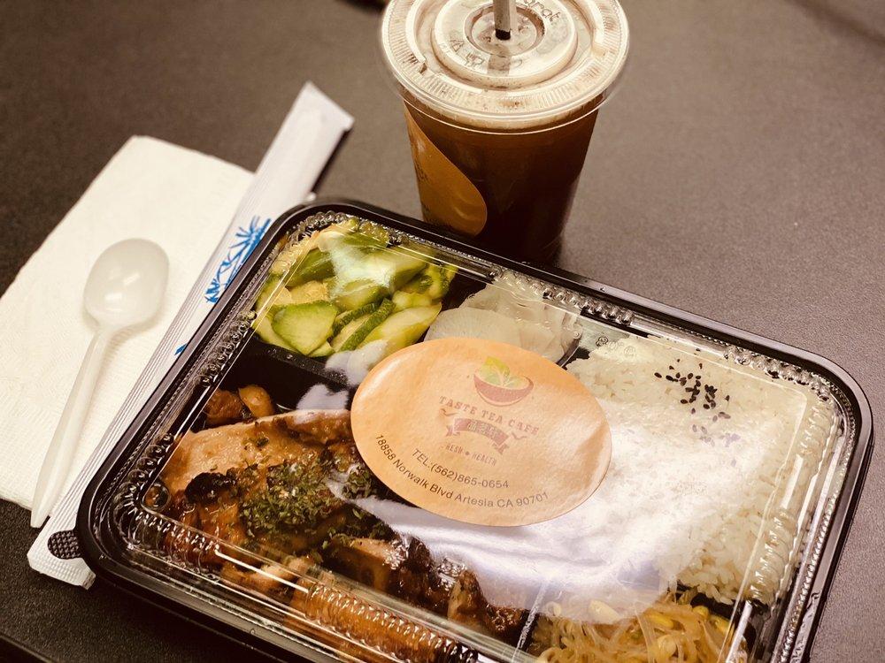 Taste Tea Cafe