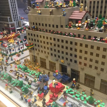 The Lego Store - 363 Photos & 122 Reviews - Toy Stores - 620 5th ...
