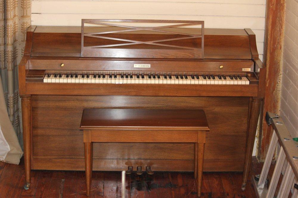Charles Slaughter Piano Tuning: Thornton, NH