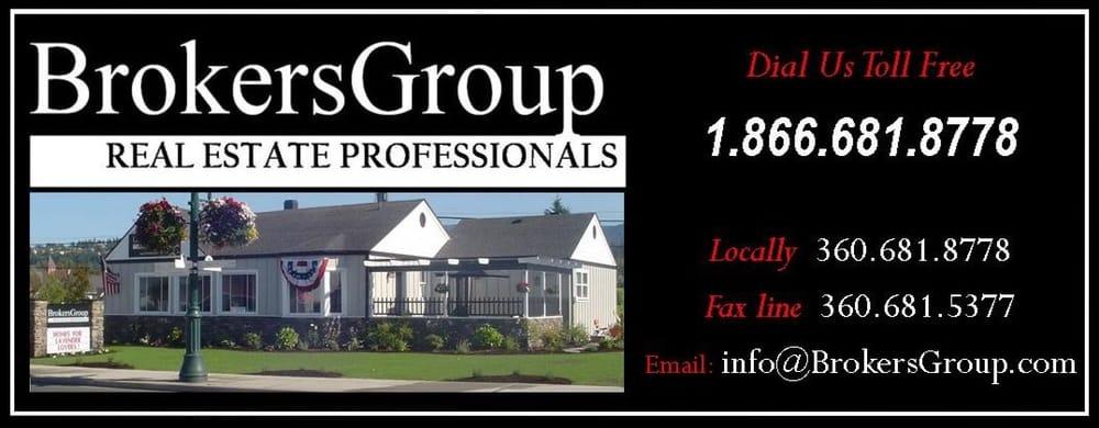 BrokersGroup Real Estate Professionals | 219 W Washington St, Sequim, WA, 98382 | +1 (360) 681-8778