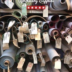 Santa Barbara Upholstery Supplies 11 Reviews Auto Upholstery