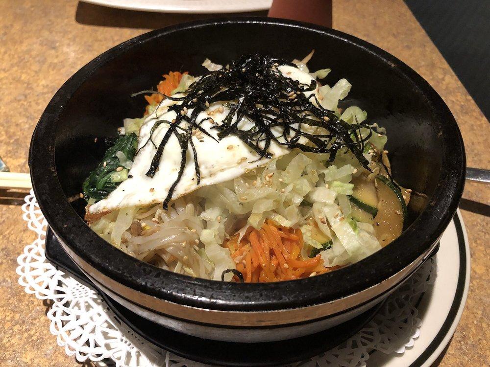 Food from Musasi Japanese Restaurant