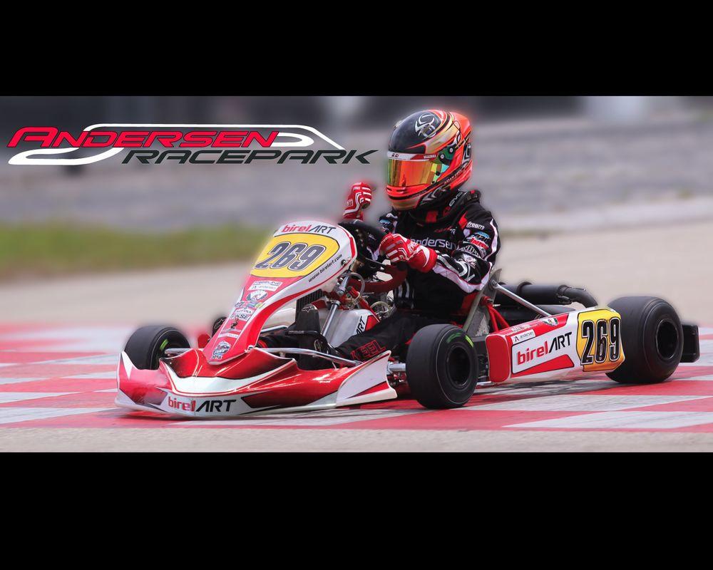 Andersen RacePark: 10101 US Hwy 41 N, Palmetto, FL