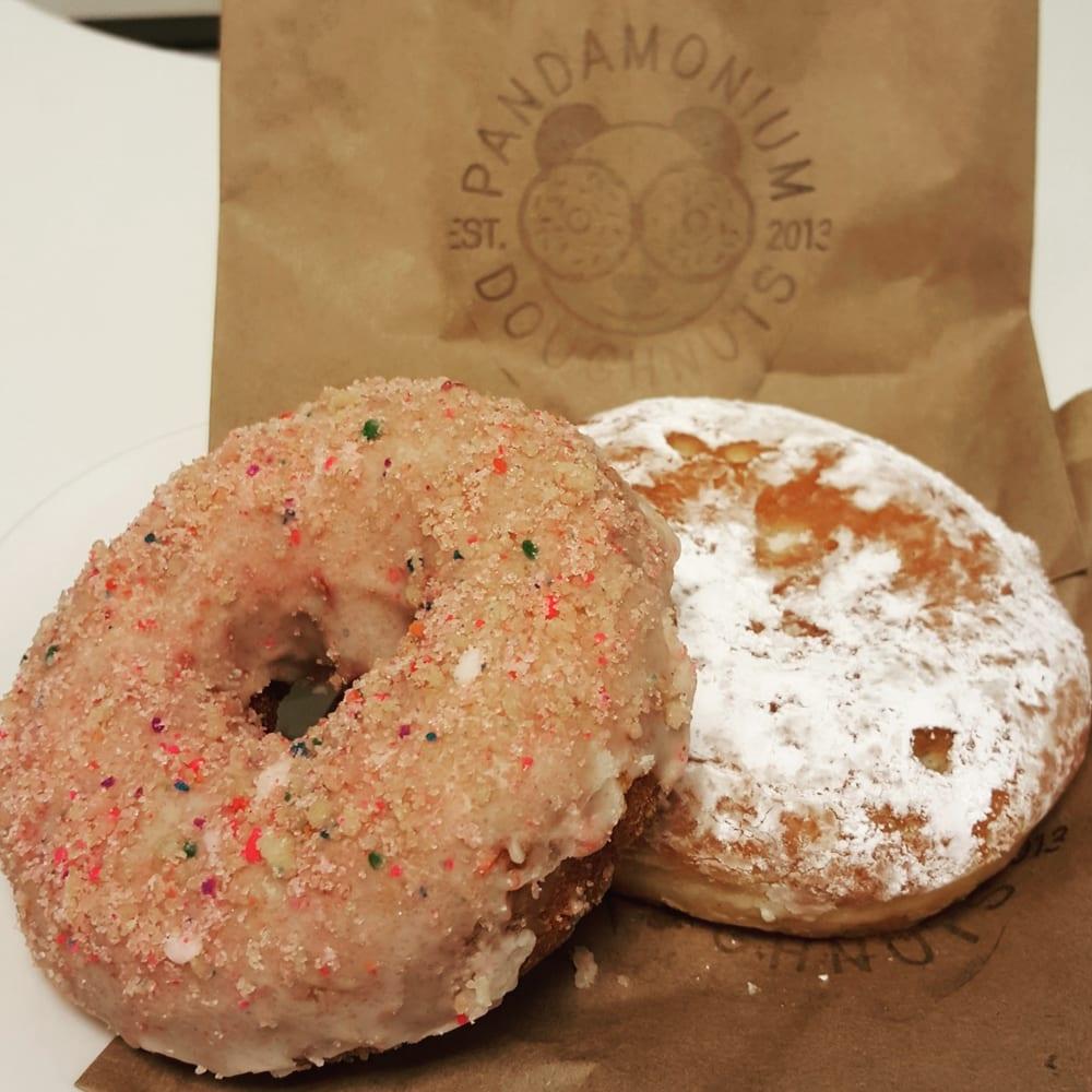 Pandamonium Doughnuts Food Truck: Champaign, IL