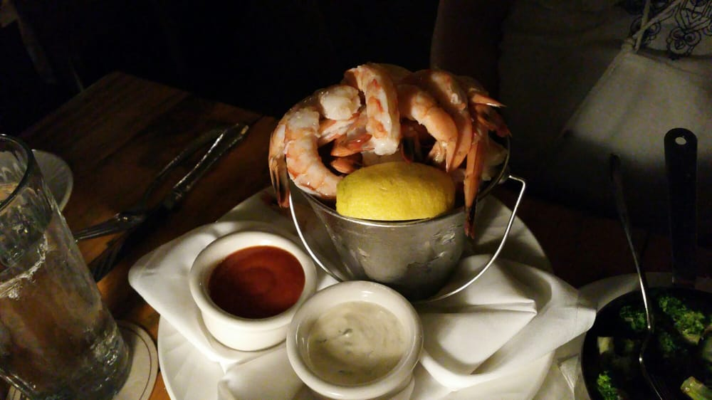 Half pound shrimp appetizer