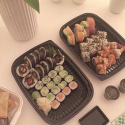 sushi frederiksberg smallegade