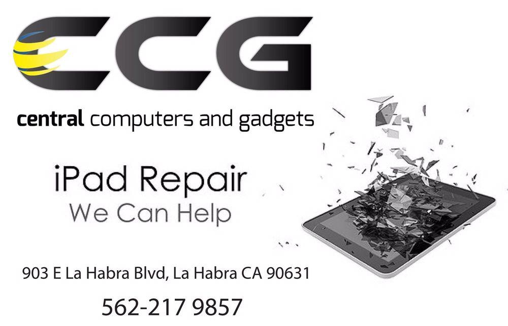 Central Computers & Gadgets: 903 E La Habra Blvd, La Habra, CA