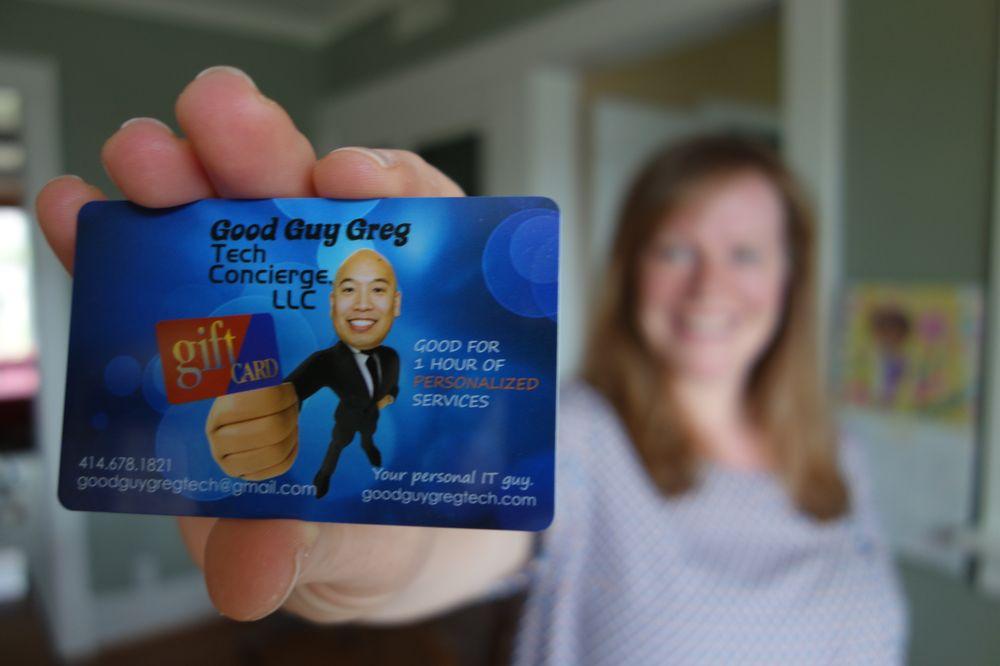 Good Guy Greg Tech Concierge