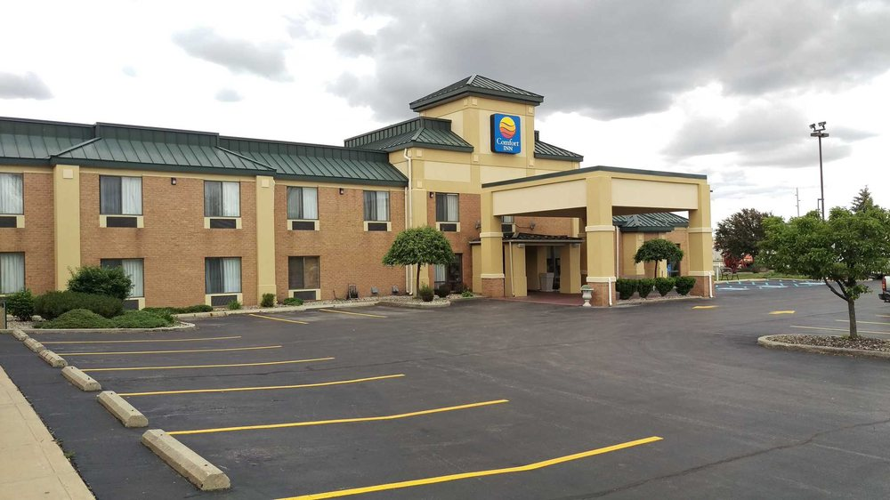 Comfort Inn: 2205 N Jefferson St, Huntington, IN