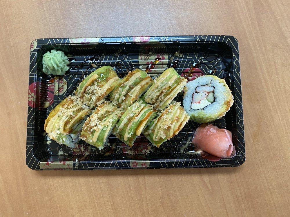 Akari Sushi: 40 W 9 Mile Rd, Pensacola, FL