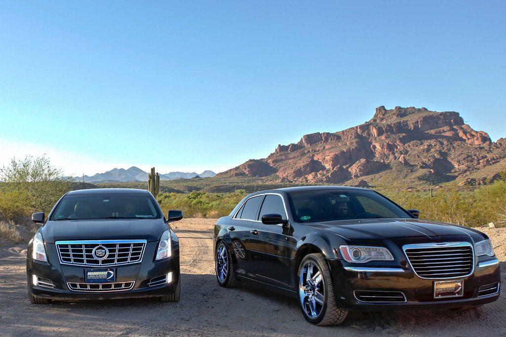 Roadrunner Limousine: 17470 N Pacesetter Way, Scottsdale, AZ