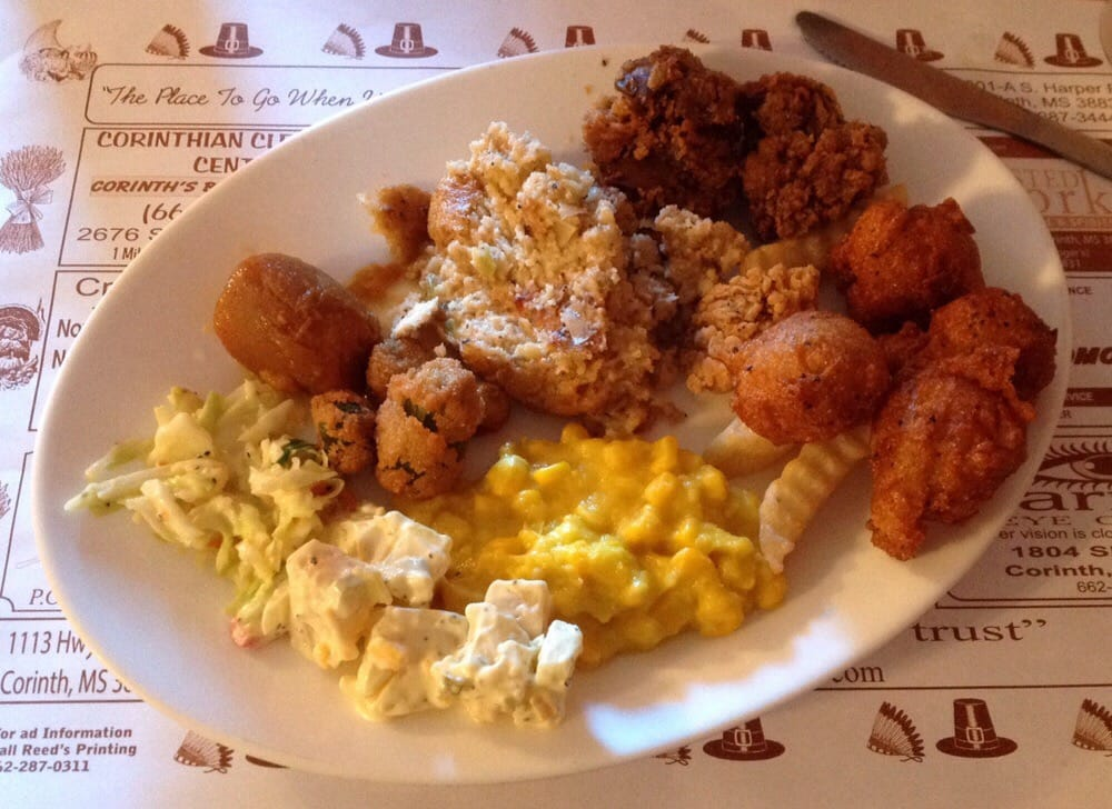 Chapman's Restaurant: 251 County Rd 745, Corinth, MS