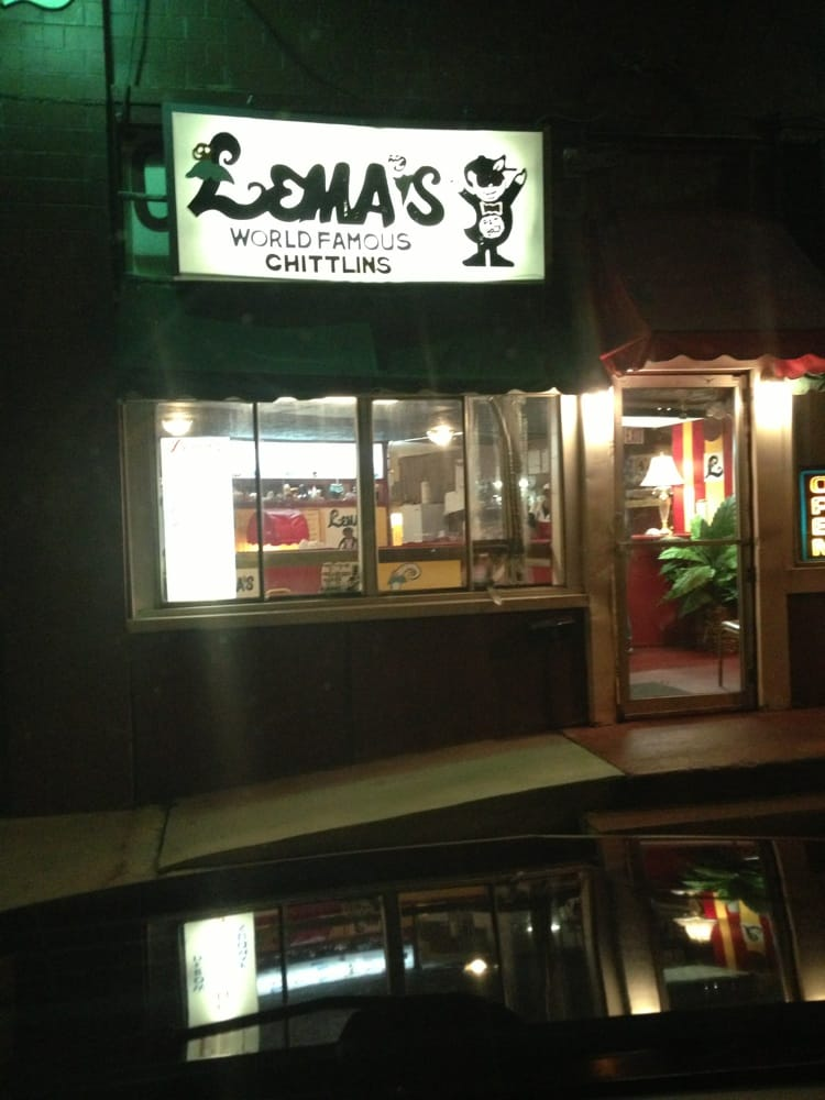 Lema's Worlds'famous Chittlins: 3931 Holston Dr, Knoxville, TN