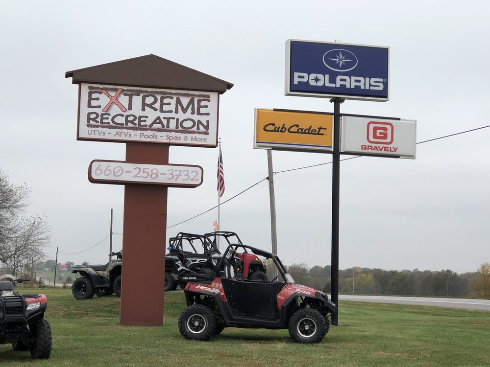 Extreme Recreation: 23226 Hwy 36, Brookfield, MO