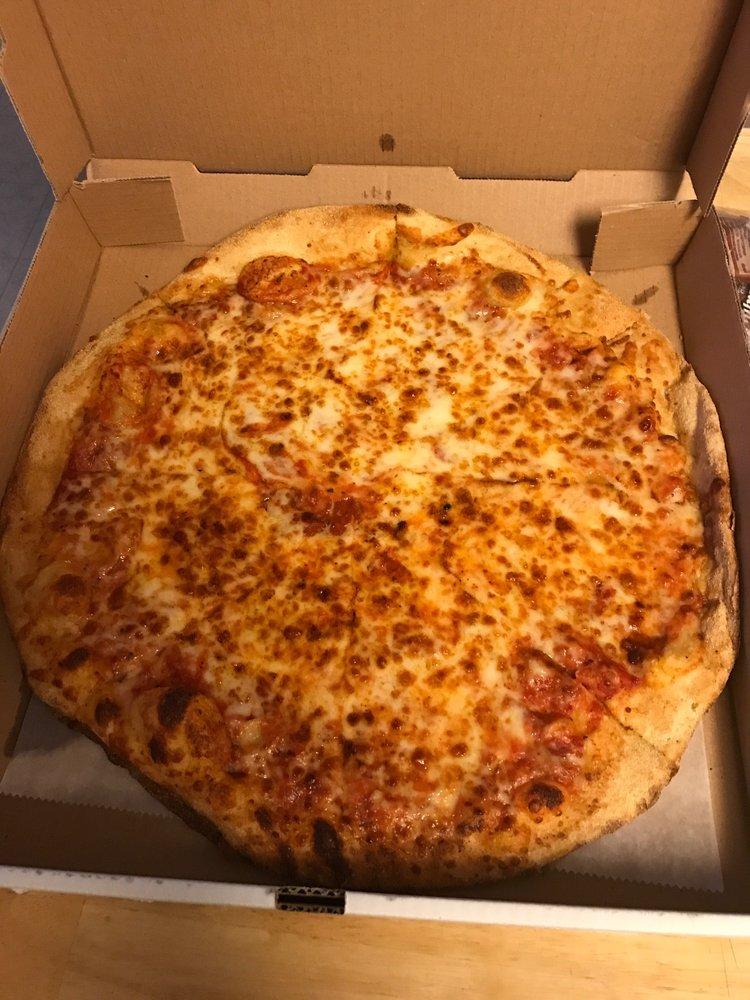 Polisenos' Pizza: 761 N Main St, Dover, DE