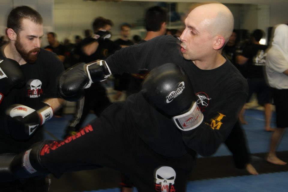 Social Spots from Evolutionary Martial Arts