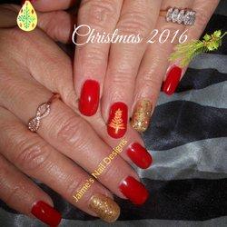 Jaimes nail designs salon 18 photos nail salons 1376 w main photo of jaimes nail designs salon alliance oh united states natural nail prinsesfo Image collections