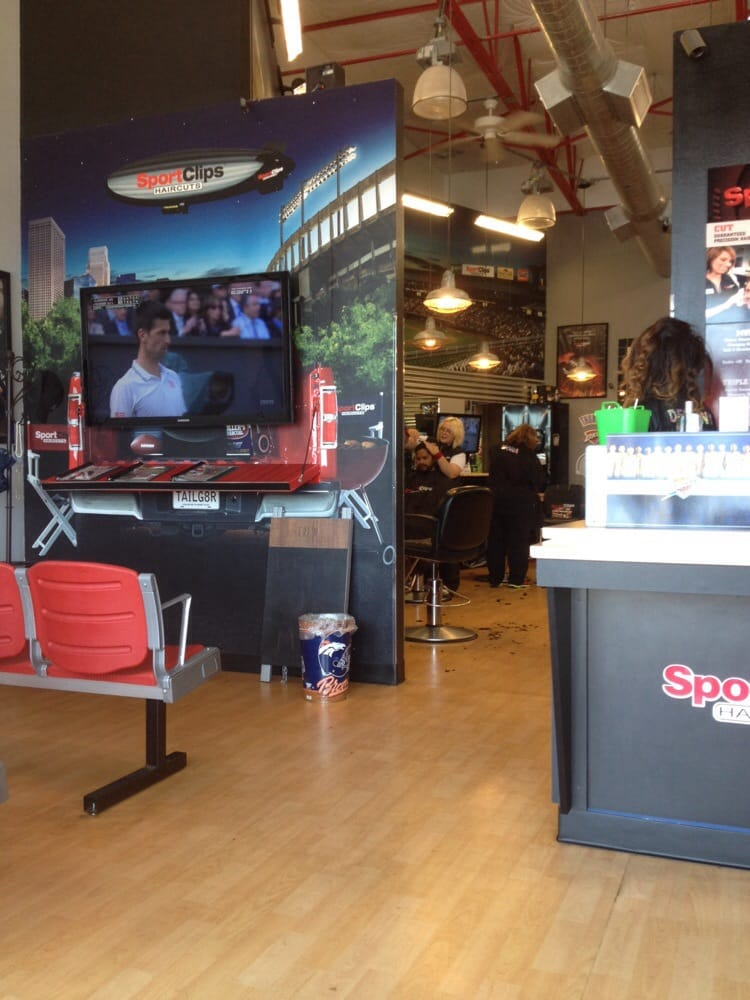 8 reviews of Sport Clips Haircuts of Edmond