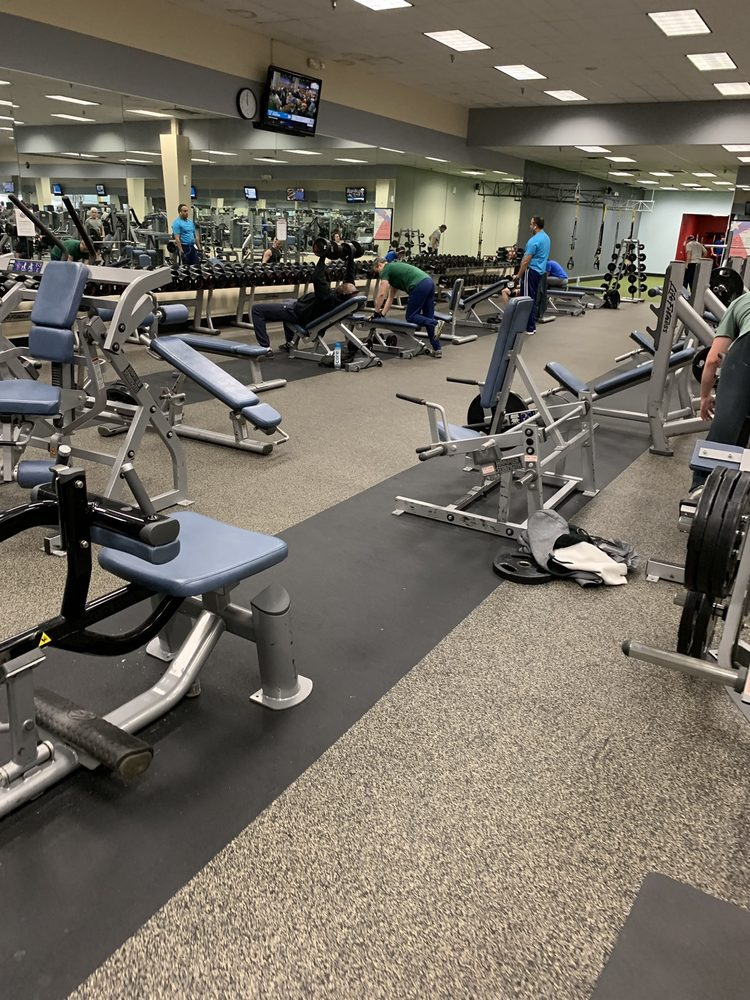 Texas Family Fitness - West Plano: 6205 Coit Rd, Plano, TX