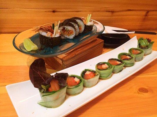 sushi thai restaurant 18 reviews asian fusion sushi bars thai chicago