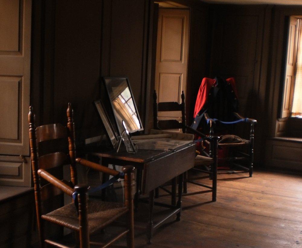 Leffingwell House Museum: 348 Washington St, Norwich, CT