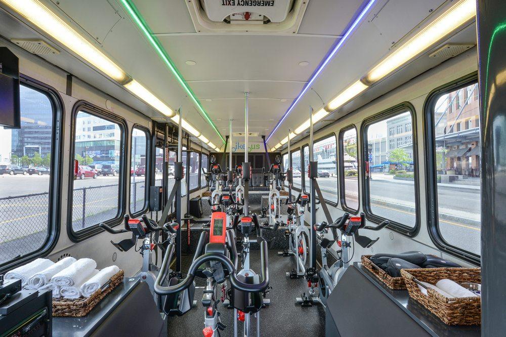 Bikebus Indoor Cycling: Boston, MA