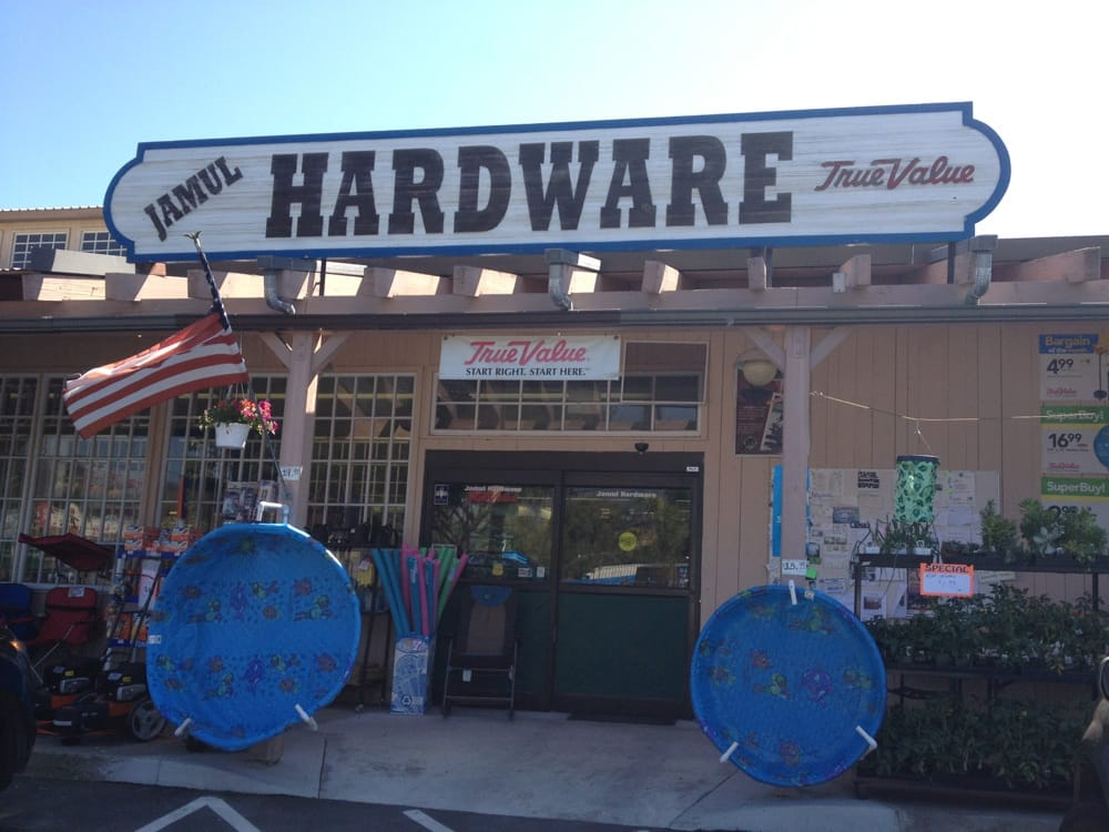 Jamul True Value Hardware: 13881 Campo Rd, Jamul, CA