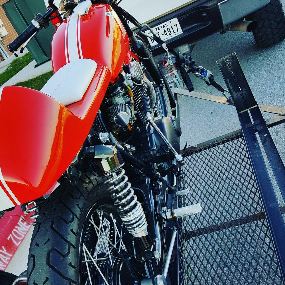 Milestone Motorcycles