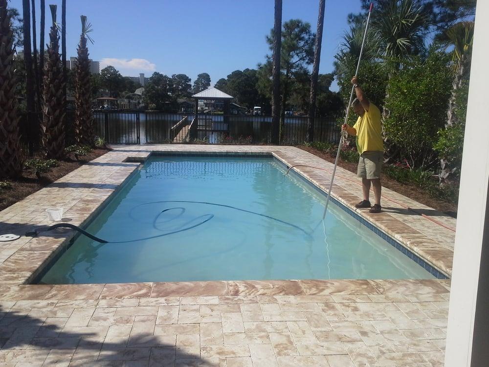 Precision Pools: 12824 Otter Creek Bridge Rd, Ebro, FL