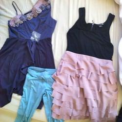 Photo Of Classy Closet Consignment   Encinitas, CA, United States. Two  Dresses,