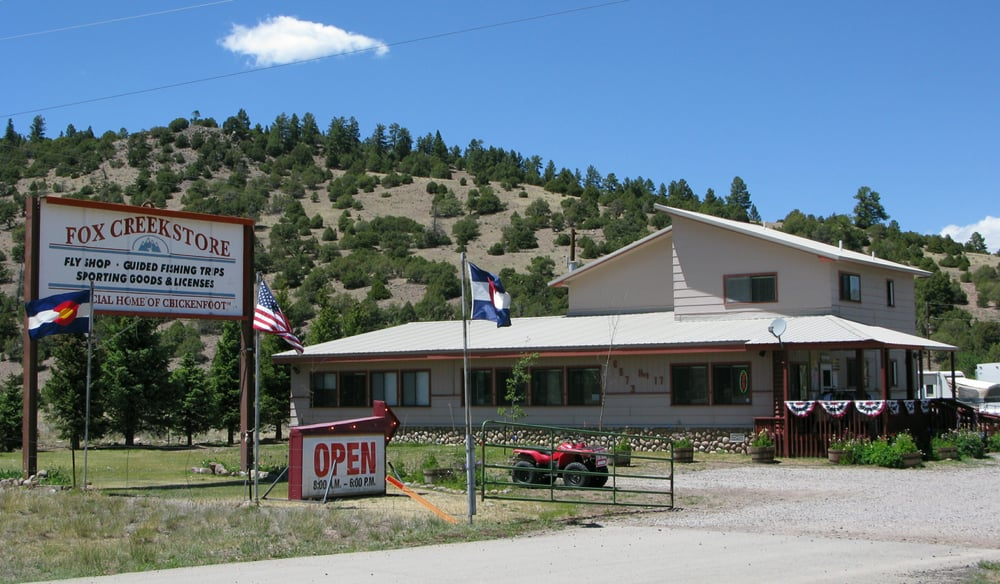 Fox Creek Store: 26573 State Hwy 17, Antonito, CO