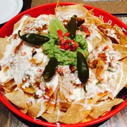 Flam ties one on a yelp list by karen f for Agave mexican cuisine