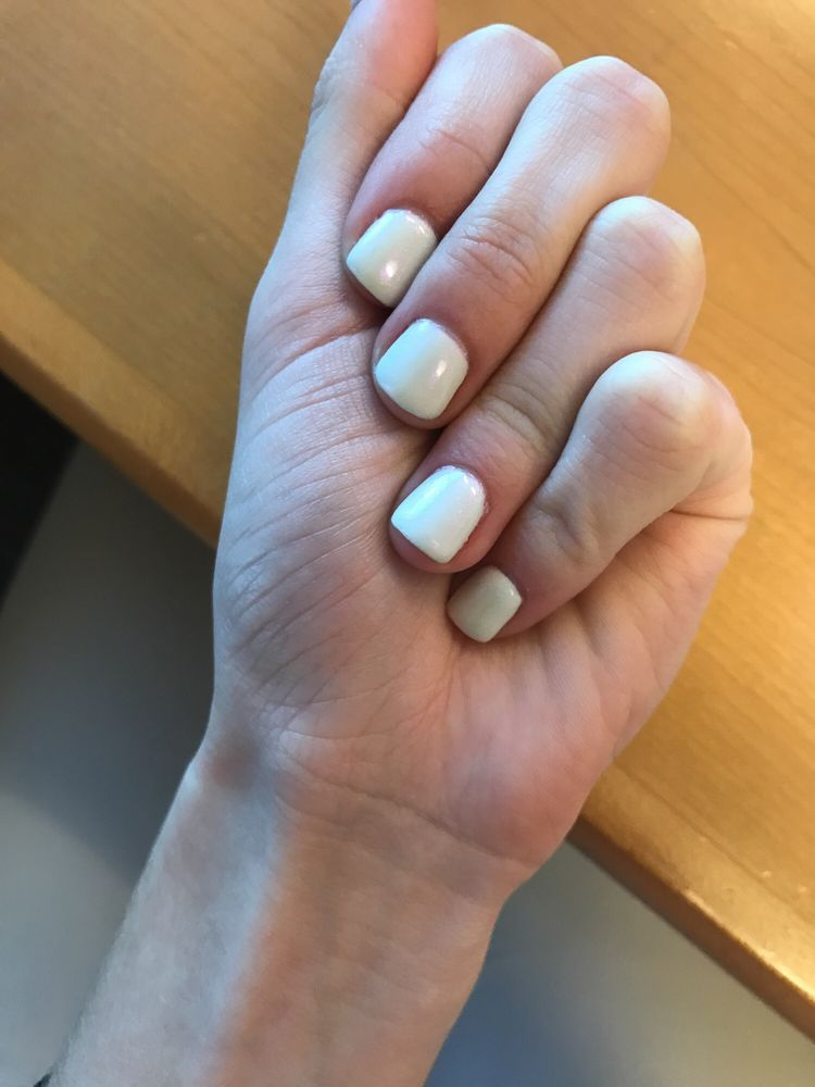 Hard to tell but they\'re iridescent- very pretty. - Yelp