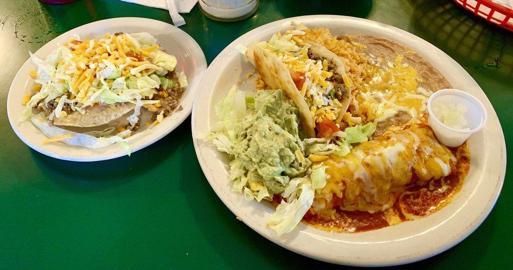 Oasis Restaurant: Presidio, TX