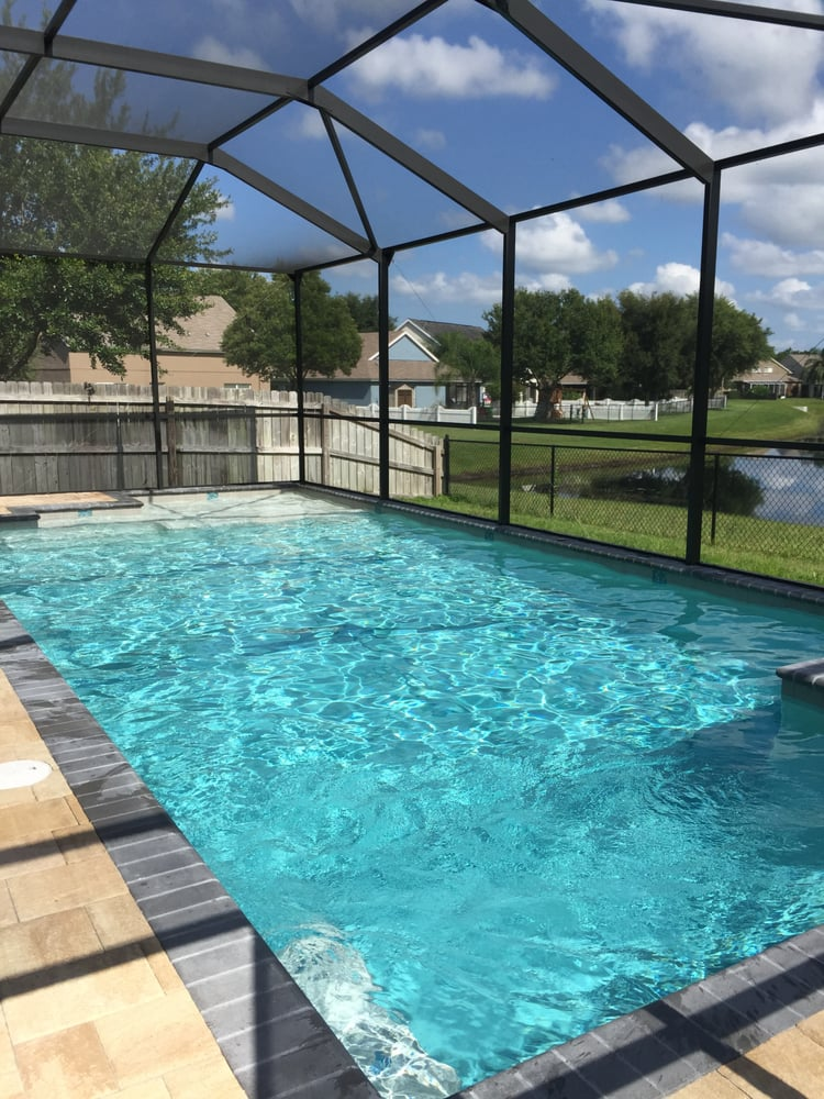 Marshall Pool Services: 867 W Bloomingdale Ave, Brandon, FL