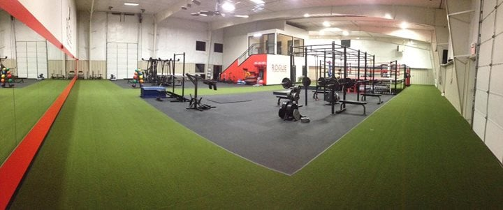 Rogue Personal Training: 118 E 13th St, Andover, KS