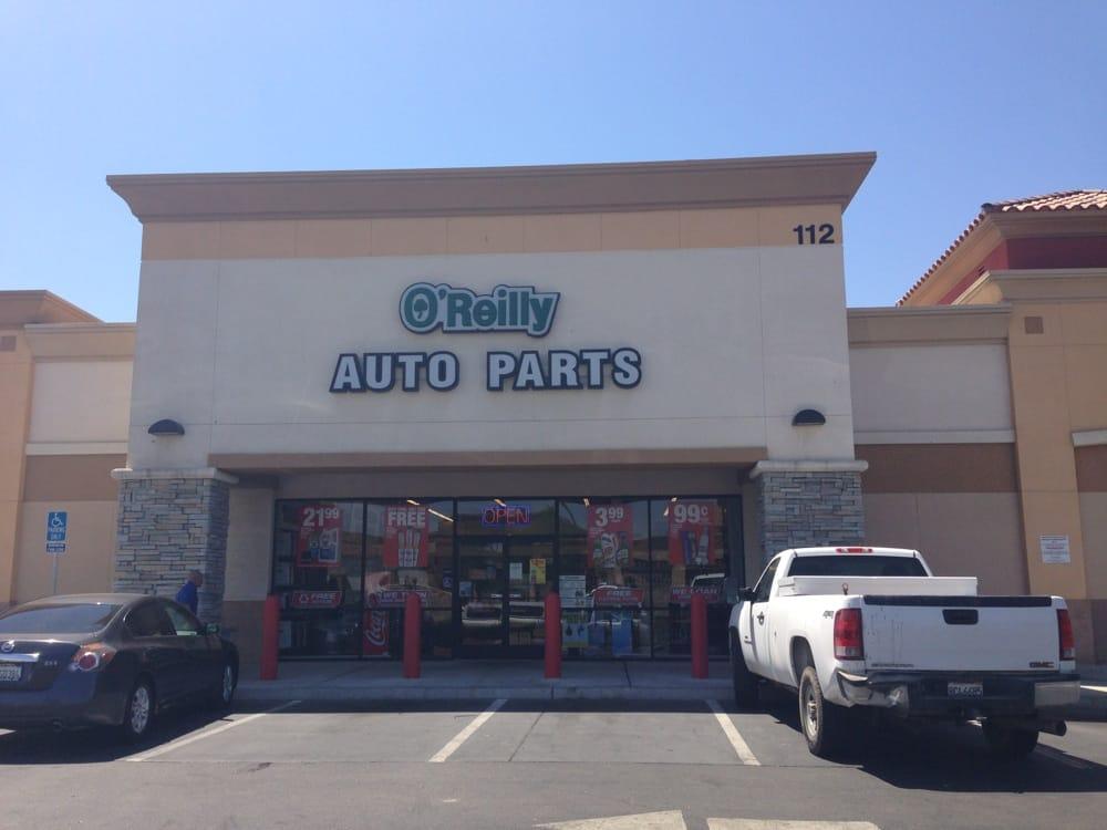 O'Reilly Auto Parts: 112 N 12th St, Hanford, CA