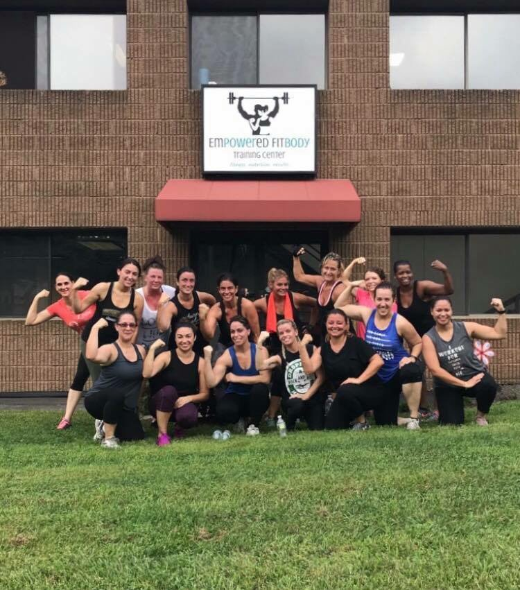 Empowered Fitbody: 56 New Wood Rd, Watertown, CT