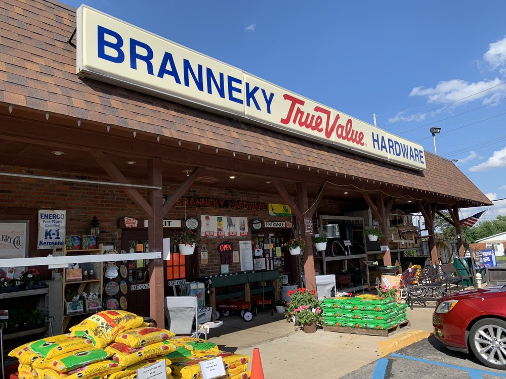 Branneky True Value Hardware: 11403 Saint Charles Rock Rd, Bridgeton, MO