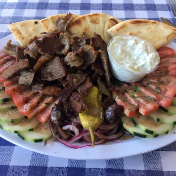 Nina s traditional greek cuisine pizzeria 202 photos for Authentic greek cuisine