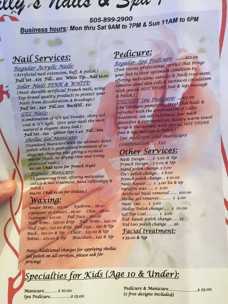 Lillys Nail & Spa - 19 Reviews - Nail Salons - 10701 Corrales Rd NW ...