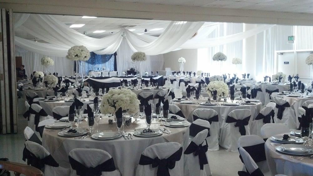 Ambler s banquet hall venues event spaces 2000 for Wedding venues stockton ca