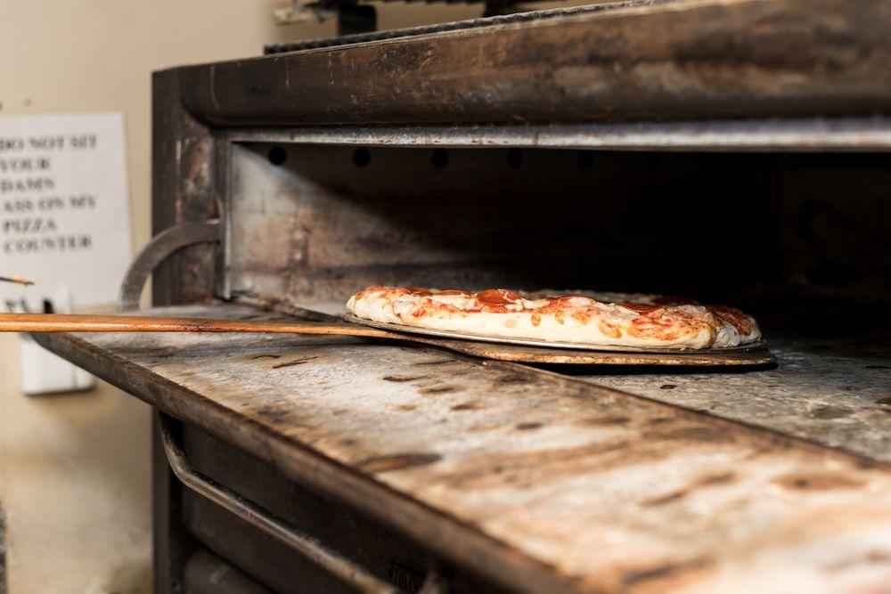 Nino's Pizzeria: 26 Market St, Attica, NY