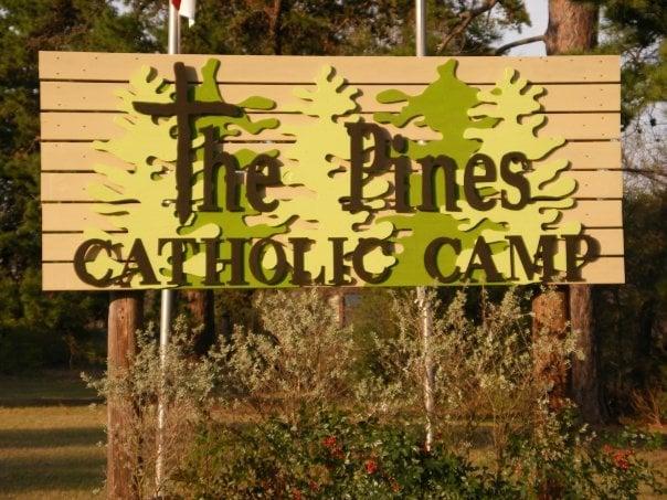 The Pines Catholic Camp: 300 White Pine Rd, Big Sandy, TX