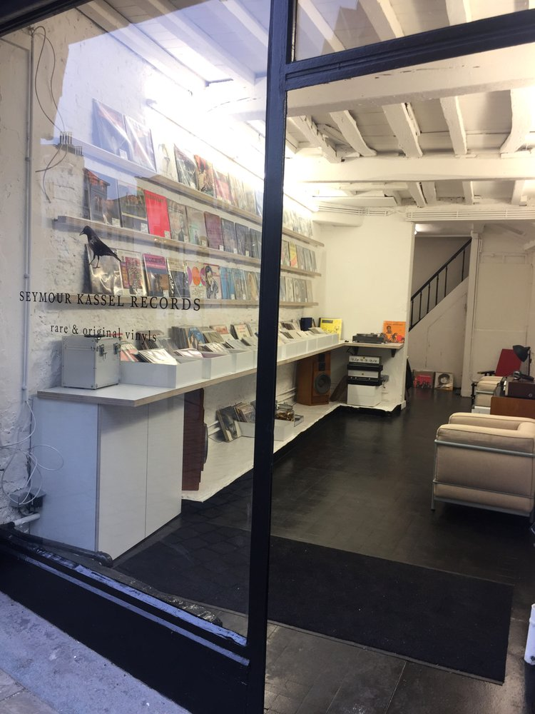 seymour kassel records vinyylilevyt rue de flandre 93 centre ville bryssel r gion de. Black Bedroom Furniture Sets. Home Design Ideas
