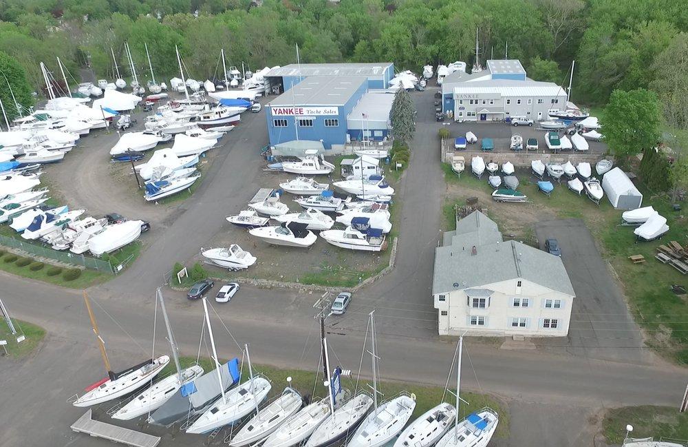 Yankee Boat Yard & Marina Inc