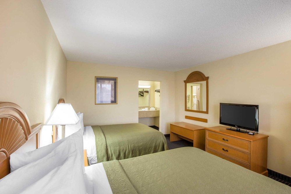 Quality Inn: 1205 S Martin Luther King Blvd, Americus, GA